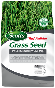 Scotts® Turf Builder® Grass Seed Pacific Northwest Mix