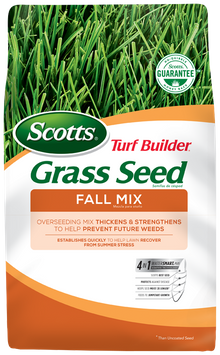 Scotts® Turf Builder® Grass Seed Fall Mix
