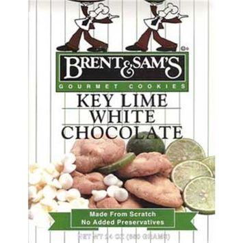 Brent Sam's Cookies Key Lime White Chocolate Cookies