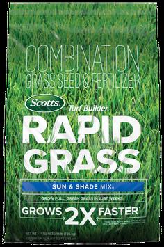 Scotts® Turf Builder Rapid Grass Sun & Shade Mix®