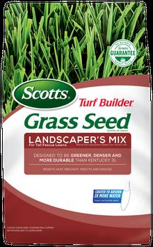 Scotts® Turf Builder® Grass Seed Landscaper's Mix