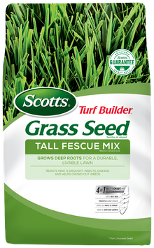 Scotts® Turf Builder® Grass Seed Tall Fescue Mix