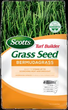 Scotts® Turf Builder® Grass Seed Bermudagrass