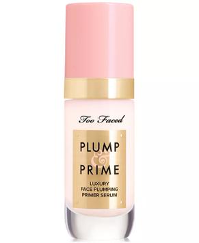 Too Faced Plump & Prime Face Plumping Primer Serum 1 oz