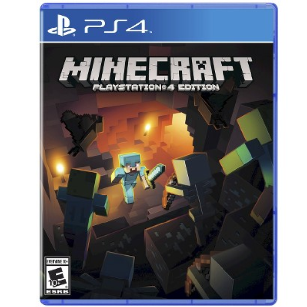 Sony PlayStation 4 Minecraft