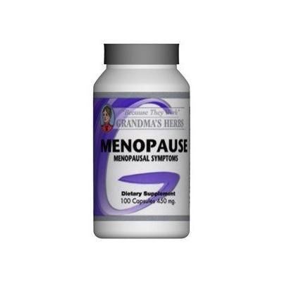 Menopause - Herbal Supplement to Treat Menopause - 100 Capsules