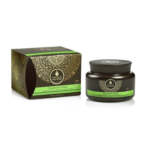MOROCCAN GOLD SERIES Hair Treatment Mask