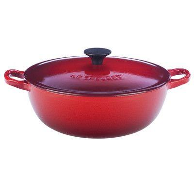Le Creuset Enameled Cast Iron Soup Pot, 3.25 Qt.