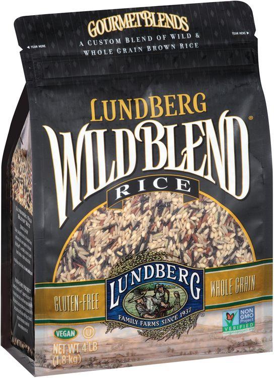 lundberg® wild blend® rice blend