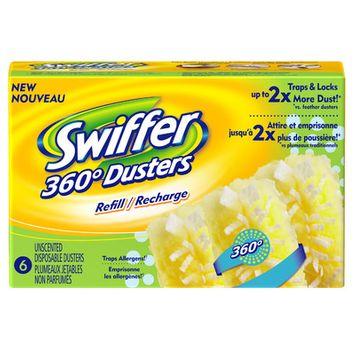 Swiffer 16944 360 Duster Refill- 6 Refill/Box