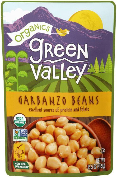 Green Valley® Organics Garbanzo Beans