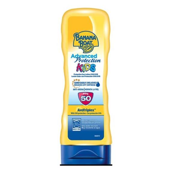Banana Boat® Advanced Protection Kids Protective Sun Lotion SPF50