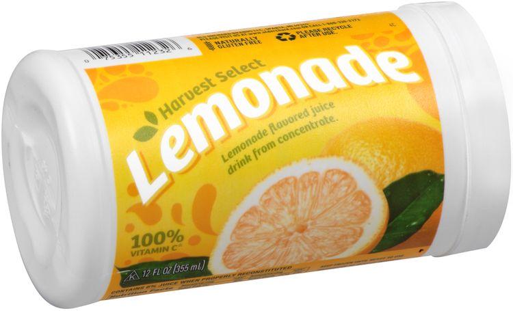 Harvest Select Lemonade Concentrate