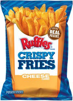 Ruffles® Crispy Fries Cheese Potato Sticks
