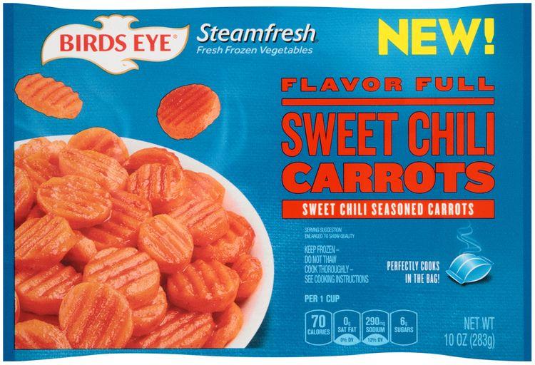 Birds Eye® Steamfresh® Sweet Chili Carrots