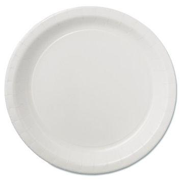 Hoffmaster Paper Plates Coated Paper Dinnerware, Plate, 9
