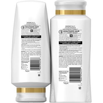 Pantene Pro-V Smooth & Sleek Shampoo & Conditioner