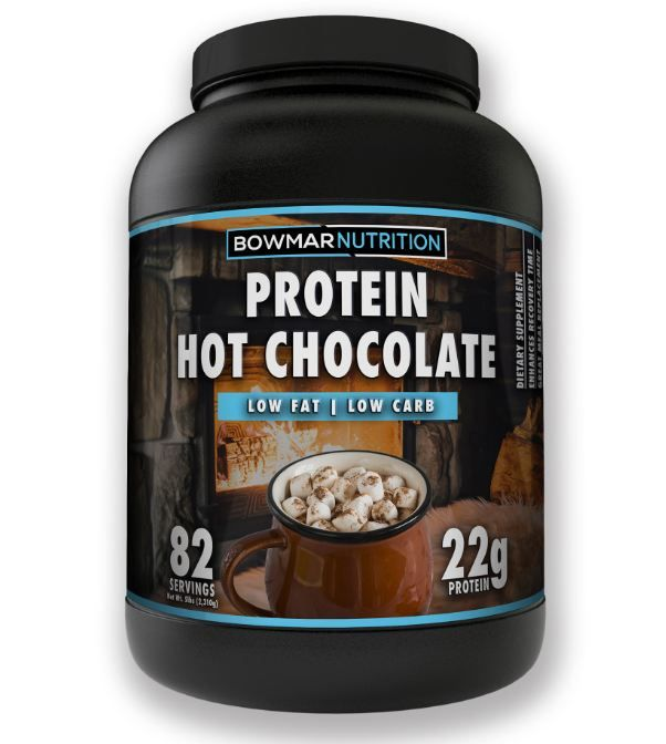 BOWMAR NUTRITION Protein Hot Chocolate