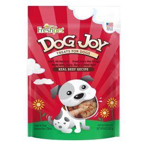 Freshpet® DOG JOY® REAL BEEF RECIPE DOG TREATS
