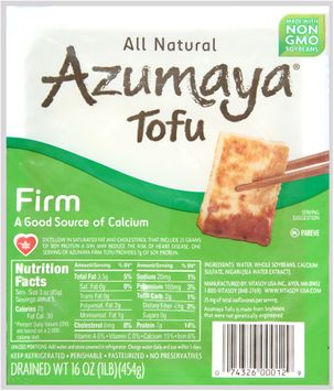 Azumaya® Firm Tofu