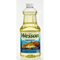 Wesson Pure Vegetable Oil (48 oz)