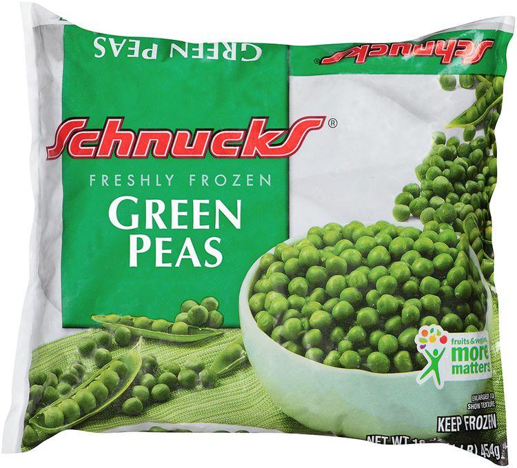 Schnucks® Freshly Frozen Green Peas