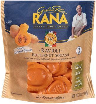 rana® butternut squash ravioli