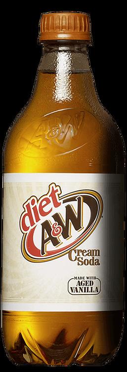 A&W Diet Cream Soda
