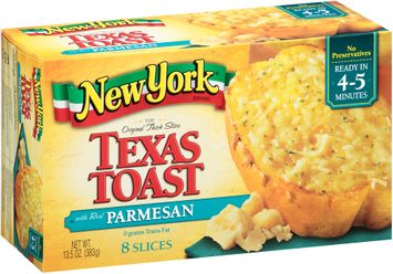 New York® The Original Thick Slice with Real Parmesan Texas Toast