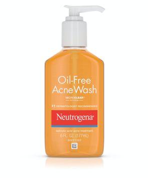 Neutrogena® Oil-Free Acne Wash