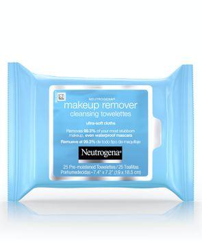 Neutrogena® Ultra-Soft Makeup Remover Wipes for Waterproof Makeup