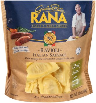 rana® italian sausage ravioli