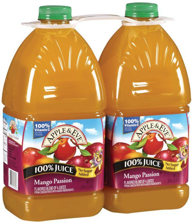 Apple & Eve® Mango Passion 100% Juice