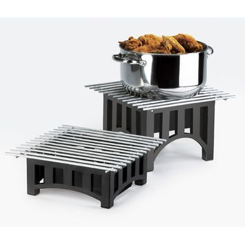 Sams Club Chafer with Grill - Arched Square - Chafers