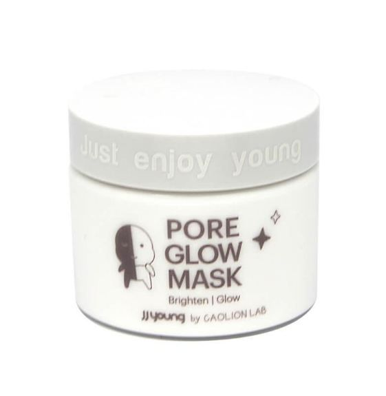 Jj Young By CAOLIN LAB Pore Glow Mask