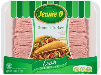 Jennie-O® Lean Ground Turkey