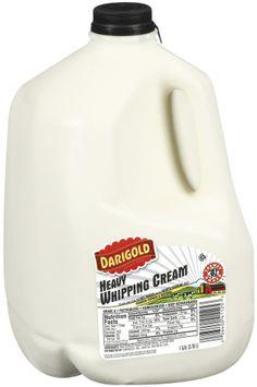 Darigold Heavy  Whipping Cream 1 Gal Jug