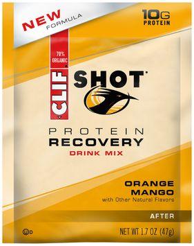 Clif Shot® Protein Recovery Orange Mango Drink Mix