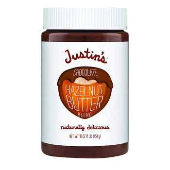Justin's Nut Butter Natural Chocolate Hazelnut Blend (454 g)