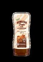 Hawaiian Tropic Sunscreen Silk Hydration Moisturizing Broad Spectrum Sun Care Sunscreen Lotion SPF 12 (6 oz)