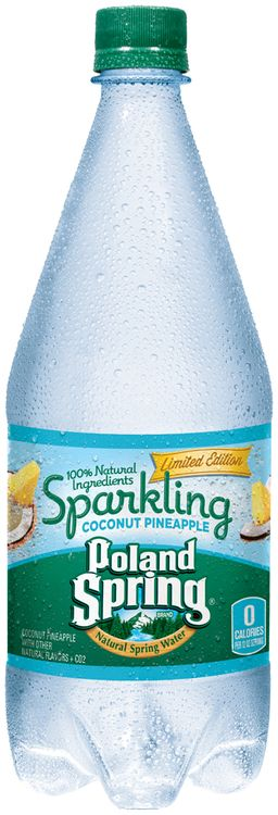 Poland Spring® Coconut Pineapple Sparkling Water
