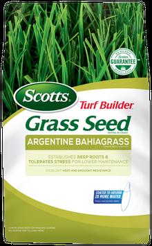 Scotts® Turf Builder® Grass Seed Argentine Bahiagrass