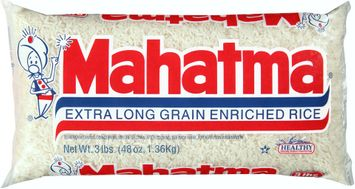 mahatma® extra long grain enriched rice