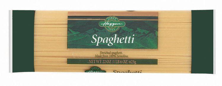 Haggen Spaghetti Pasta