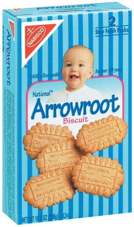 Nabisco National Arrowroot Biscuit 2 Pk Cookies