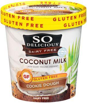 So Delicious® Dairy Free Coconut Milk Cookie Dough