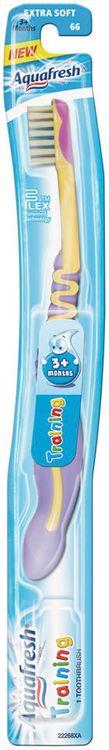 Aquafresh Toothbrush Training 3+ Months Toothbrush 1 Ct Peg