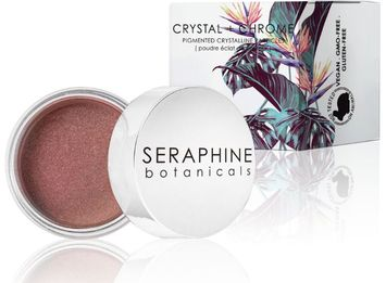 SERAPHINE Botanicals Crystal + Chrome Pigmented Crystalline Particles Smokey Quartz