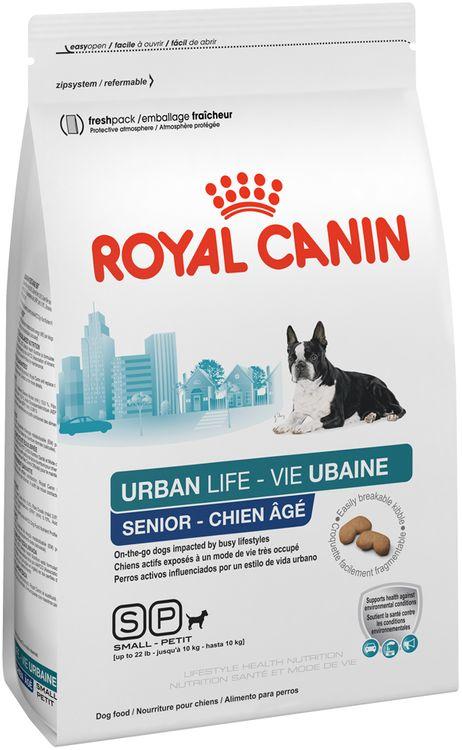 royal canin lifestyle health nutrition urban life small senior dry dog food