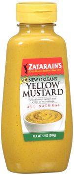 Zatarain's® New Orleans Yellow Mustard